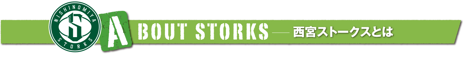 ABOUT STORKS 西宮ストークスとは